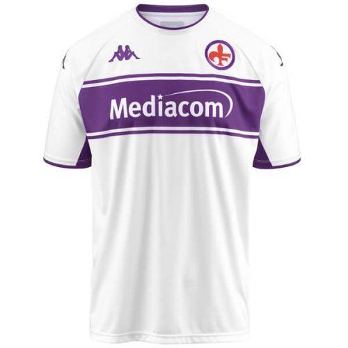 Fiorentina Away Football Shirt 21 22