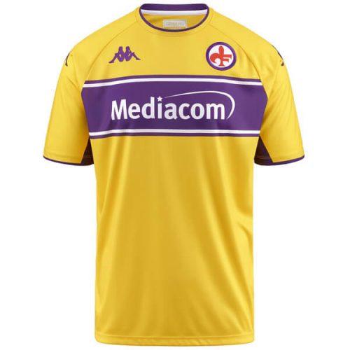 Fiorentina Third Football Shirt 21 22