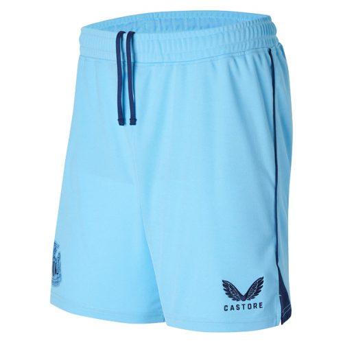 Newcastle United Third Football Shorts 21 22