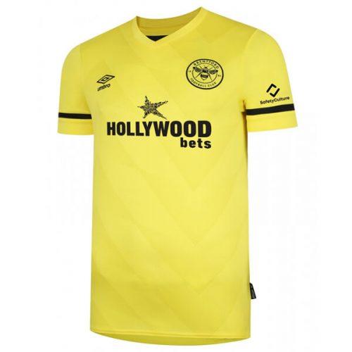 Brentford Away Football Shirt 21 22