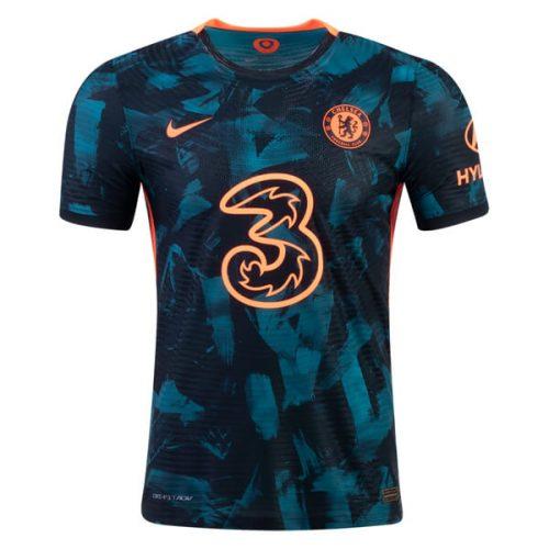 Chelsea Third Player Version Football Shirt 21 22