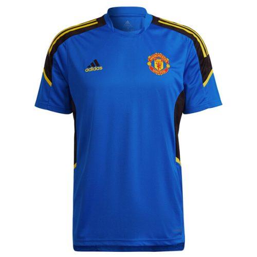 Manchester United Europe Pre Match Training Football Shirt