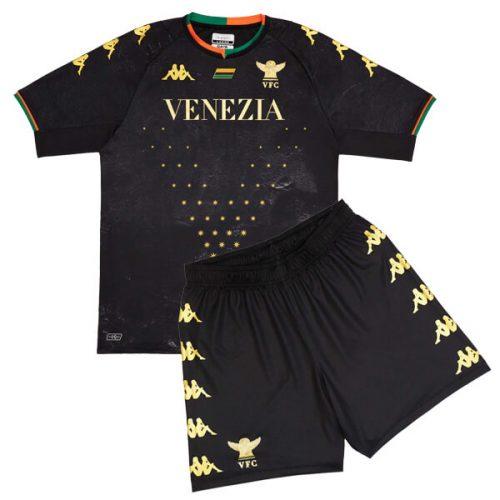Venezia Home Kids Football Kit 21 22