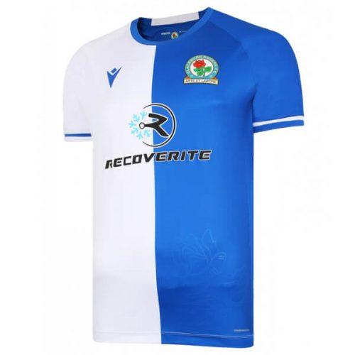 Blackburn Rovers Home Football Shirt 21 22