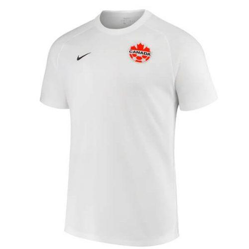 Canada Away Football Shirt 2021